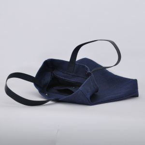 Isabella navy blue