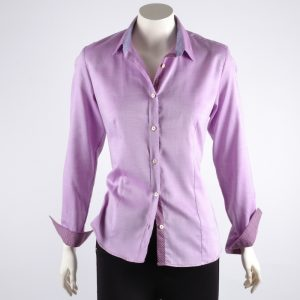 Mauve color shirt blouse