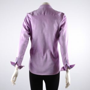 Blusa camisera color malva